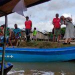Denuncian crisis humanitaria en poblados de Colombia