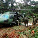 Al menos cuatro menores murieron tras bombardeo de Ejército colombiano