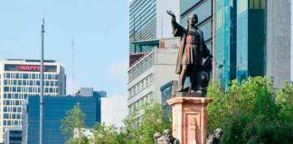 """""""La joven de Amajac"""" reemplazará la estatua de Colón en México"""