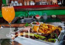 Restaurante en el Puerto Salvador Allende