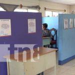 Rehabilitan edificio del Ministerio de la Familia en Bilwi