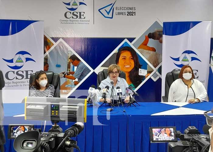 Conferencia del CSE sobre avances en el calendario electoral