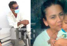 "Un hombre no vidente busca con desesperación a su esposa, quien se ""esfumó"" de Tipitapa"