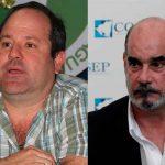 Michael Healy y Álvaro Vargas
