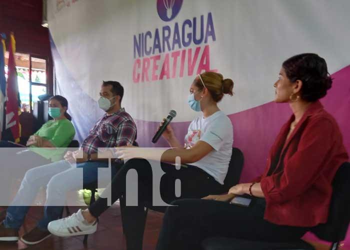 Foro de Economía Creativa en San Carlos, Río San Juan