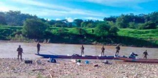 Ejército captura a 4 delincuentes que asesinaron una familia en Jinotega