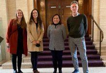 Encuentro amistoso con el director del IMLR de la universidad de Londres