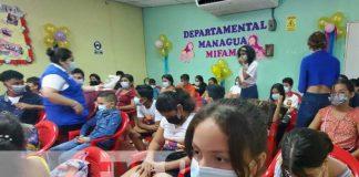 Reconocen participación en escuela de valores en Nicaragua