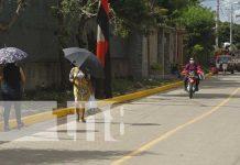 Nuevo proyecto de adoquinado y calles en Estelí