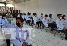 Encuentro de médicos sobre el cáncer de mama