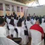 Conferencia sobre Expociencia Territorial en Managua