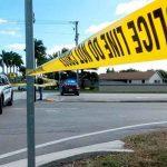 Hombre mata a tres compañeros de trabajo tras discutir con su jefe en Florida