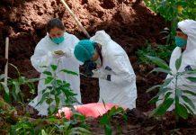 Hallan al menos 10 fosas clandestinas en Morelos, México