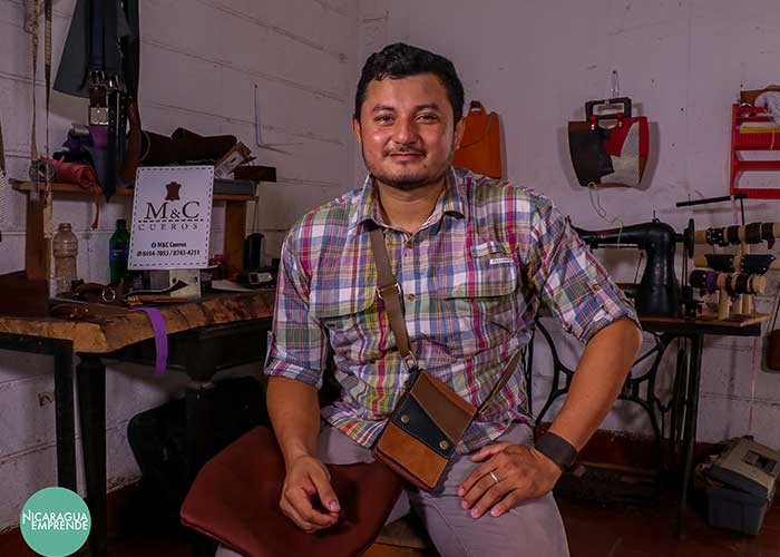 M&C Cueros, un negocio creativo y multifuncional para accesorios
