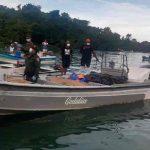 Naufragio deja tres inmigrantes muertos en frontera colombopanameña