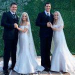 Gemelas se casan con gemelos y esto le sucedió a sus hijos