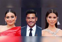 Ana Brenda Contreras, Carlos Rivera y Roselyn Sánchez conducirán los Grammy