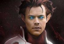 Harry Styles debutará con el personaje 'Eros'