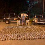 Decomisan 750 paquetes de marihuana escondidos en camas en Honduras