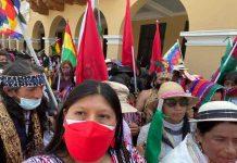 Mujeres indígenas de Latinoamérica exigen derecho a decidir sobre su cuerpo
