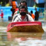 Dos nuevas tormentas podrías causar severas inundaciones en Tailandia