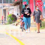 Mejoramiento vial continúa con paso firme en Jalapa