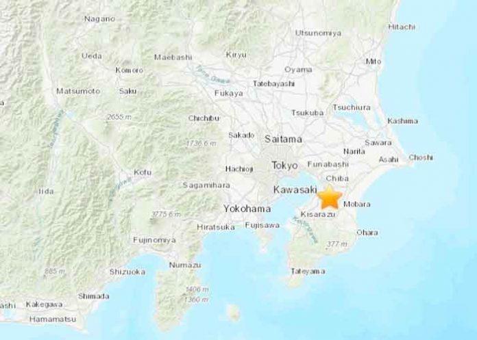Se registra un sismo de magnitud 6.1 en Japón