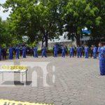 Delincuentes presos gracias a la policía por cometer delitos en León