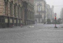Alerta roja y dos muertos en Sicilia por lluvias torrenciales e inundaciones