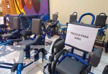 Nicaragua distribuirá equipos de rehabilitación en 18 municipios