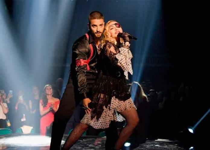 Madonna y Maluma sorprenden con publicación de Rolling Stone