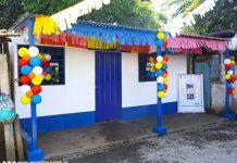 Nueva vivienda digna para una familia en Managua