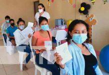 Matagalpa participa activamente en jornadas de vacunación contra el COVID-19