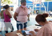 Proceso de matrículas en colegios de Nicaragua