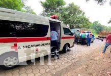 Mortal accidente de tránsito en Carretera a Montelimar