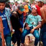 Brutal represión de la policía de Paraguay a campesinos e indígenas