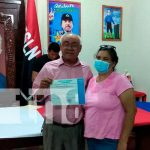Reciben certificados por el INATEC