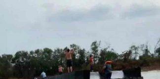 Brasil: Naufragio de barco-hotel en Pantanal deja siete muertos