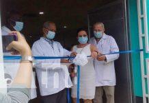 Inauguración de seroteca, para investigaciones en Nicaragua