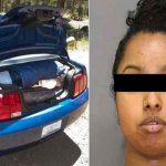 EE.UU: Hallan cadáver de un niño en un baúl, su mamá lo asesinó