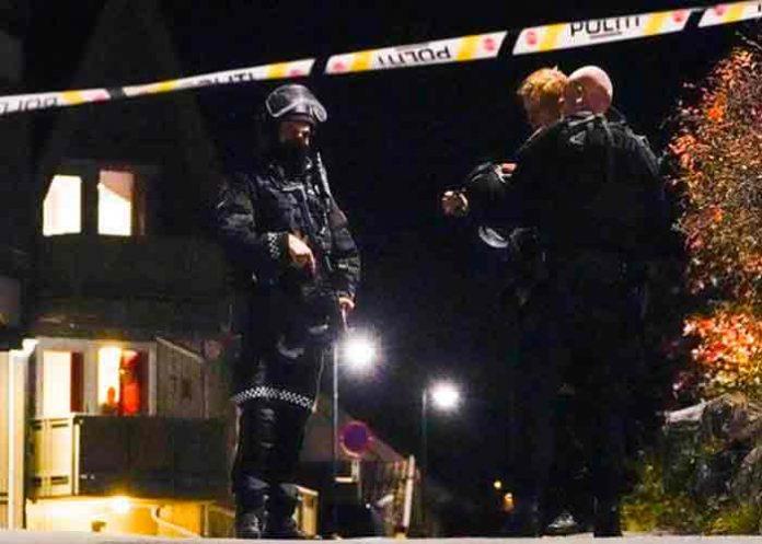 Foto: Noruega: varios muertos en ataque con arco y flecha