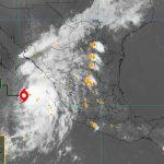 El ciclón Pamela se debilita a tormenta tropical