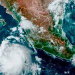 """Tormenta """"Pamela"""" se fortalece y prevén que se convierta en huracán"""