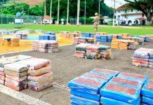 Incautan en Panamá casi dos mil paquetes de droga con destino a Bélgica
