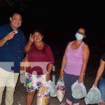 Gobierno prioriza paquetes de alimentos a comunidades de Nagarote