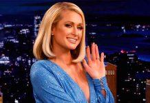 De esta manera Paris Hilton celebró su despedida de soltera