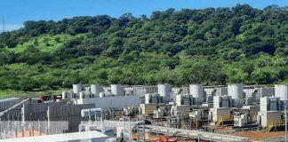 Planta de gas natural New Fortress Energy en Nicaragua