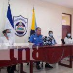 Informe de la Policía Nacional sobre resultados de planes para la juventud y familia