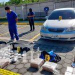 """Policía captura a hombre con 10 kilos """"coca"""" y varias libras de marihuana"""