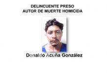 Foto: Presos capturados por la Policía Nacional en Matagalpa / Cortesía